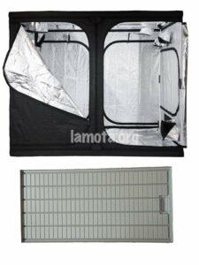 kit armario de cultivo 1