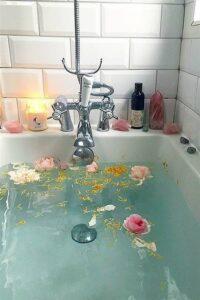 kit baño relajante 8