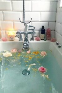 kit baño mujer 8