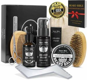 kit barba profesional 4