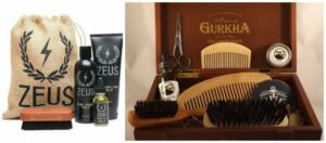 kit barba profesional 12