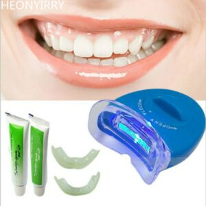 kit blanqueamiento dental led 4