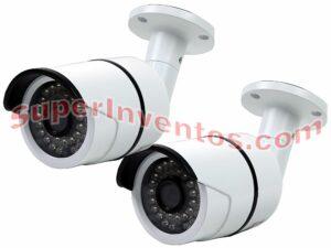 kit camaras de vigilancia wifi interior 4