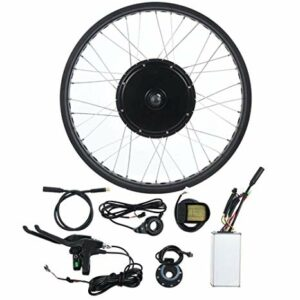 kit conversion ebike 48v 12