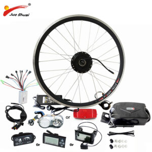 kit conversion bicicleta electrica con bateria 13