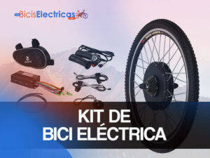 kit conversion bicicleta electrica con bateria 11