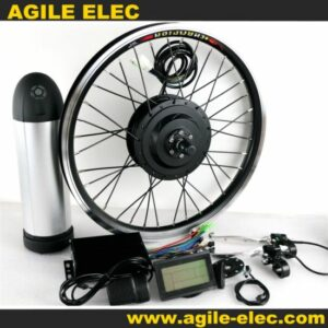 kit conversion ebike 48v 10