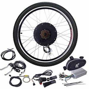 kit conversion ebike 48v 9