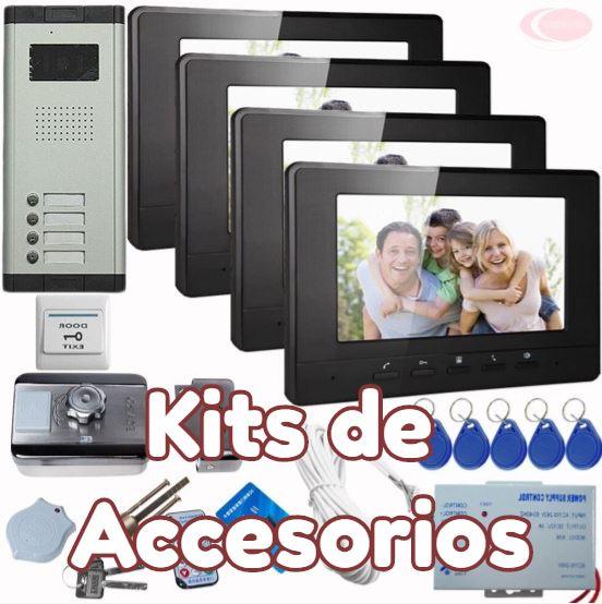 kits de accesorios