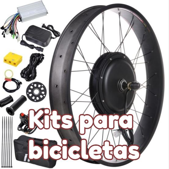 kits para bicicletas