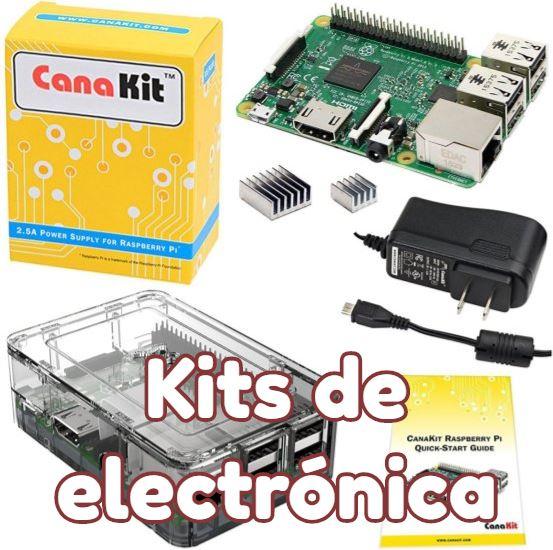 kits de electronica