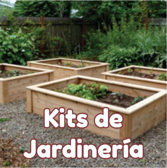 kits de jardineria