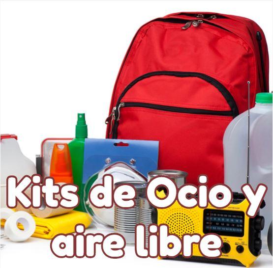 kits de ocio tiempo libre