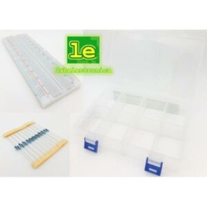 kit electronica led 6