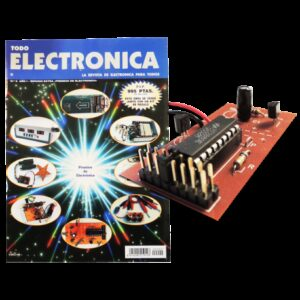 kit electronica amplificador 7