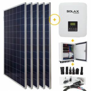 kit fotovoltaico 5kw 2