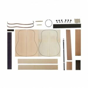 kit guitarra acustica 10
