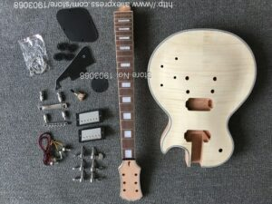 kit guitarra telecaster 8