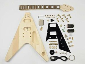 kit guitarra acustica 5