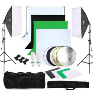 kit iluminacion flash 8