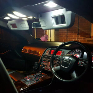 kit led interior audi 5