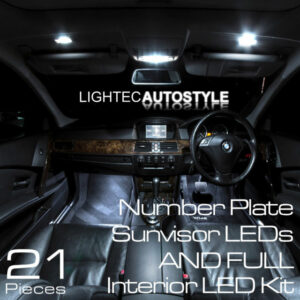 kit led interior bmw 4