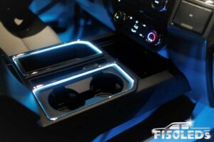 kit led interior audi 2
