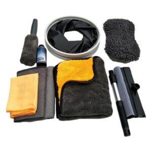 kit limpieza coche profesional 6