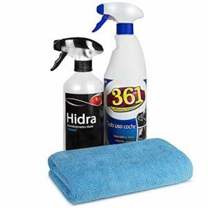 kit limpieza coche seco 3
