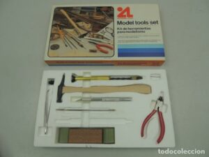 kit modelismo espacial 9