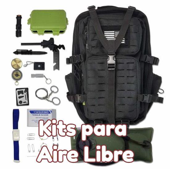 kits para aire libre