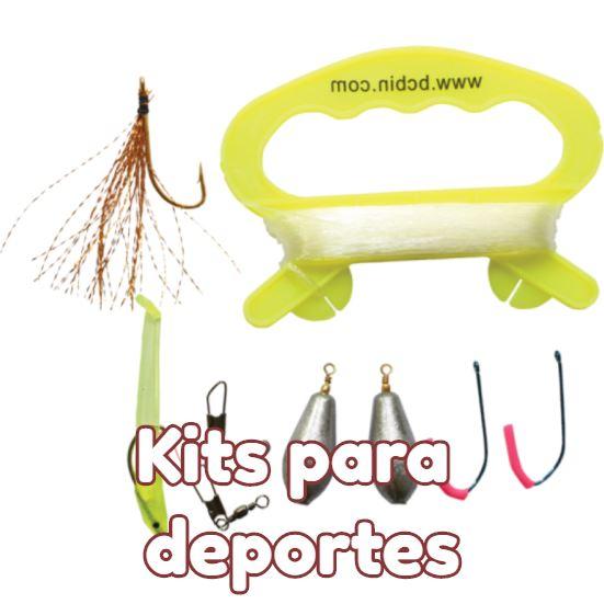 kits para deportes