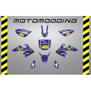 kit pegatinas racing 2