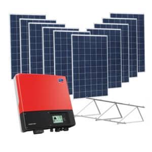 kit placas solares 1500w 1