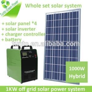 kit placas solares 1500w 4