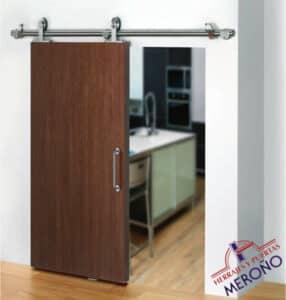 kit puerta corredera madera 6