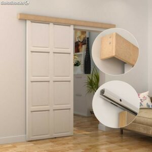 kit puerta corredera madera 3