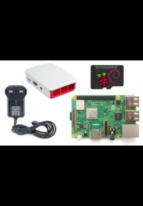 kit raspberry pi 4 modelo b 4gb 7
