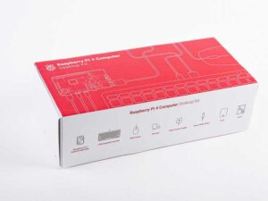 kit raspberry pi 4 modelo b 4gb 1