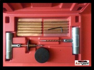 kit reparacion pinchazos quad 11