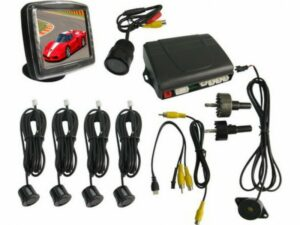 kit sensores aparcamiento valeo 5