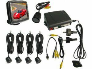 kit sensores aparcamiento camara 5