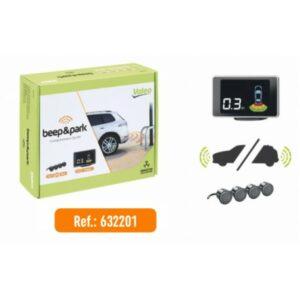 kit sensores aparcamiento valeo 6