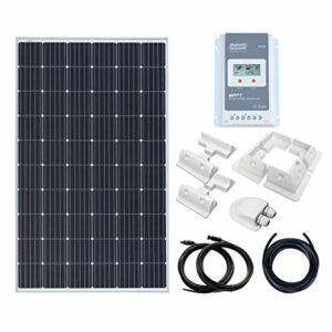 kit solar 12v 10w 4