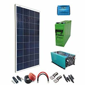 kit solar fotovoltaico 9