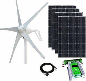 kit solar fotovoltaico 3
