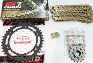 kit transmision mini moto 2