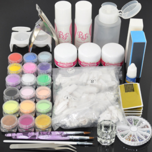 kit uñas de gel 14