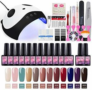 kit uñas dipping 1