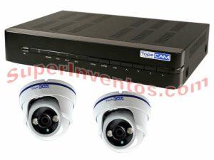 kit videovigilancia inalambrica 3